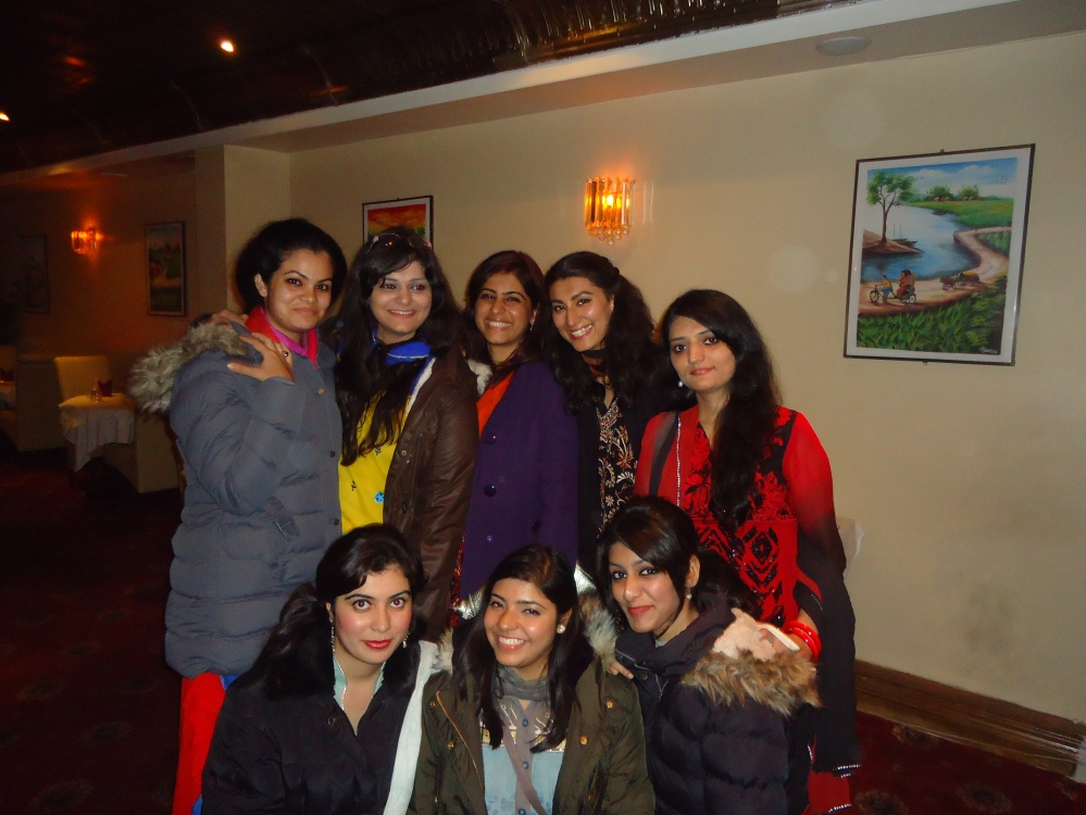 WajeehaZaidi_EidDinner_My First Semester-over in a blink of an eye (2)