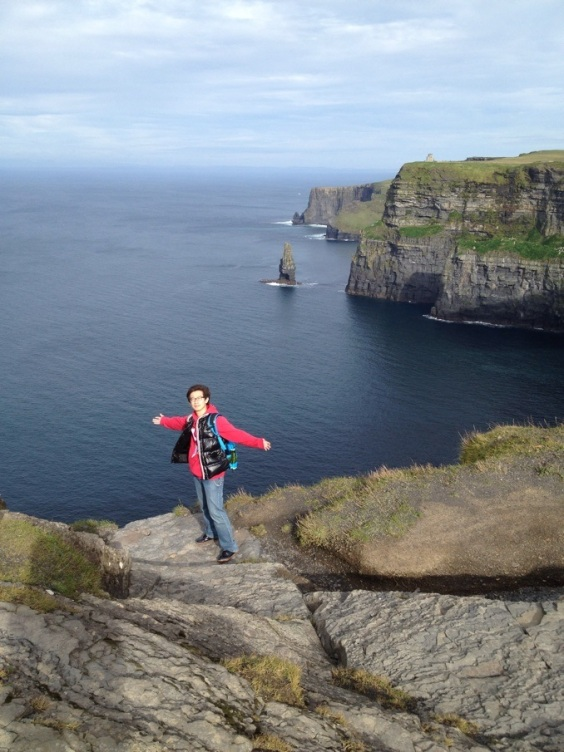 cliff of moher 2