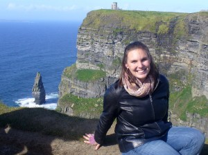 Caela Provost - Cliffs of Moher