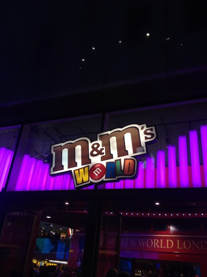 M&M's World Museum