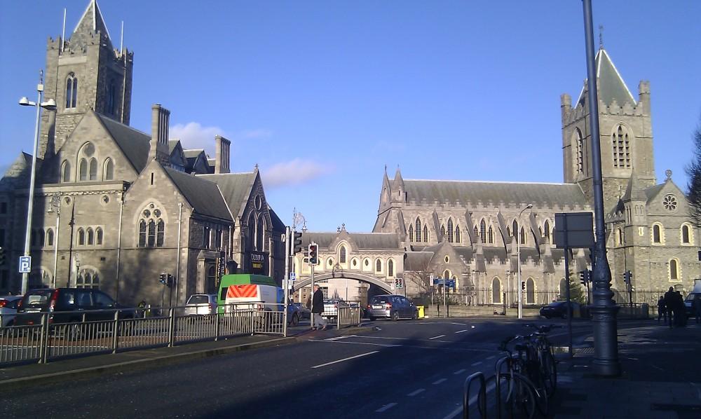 Dublinia entrance