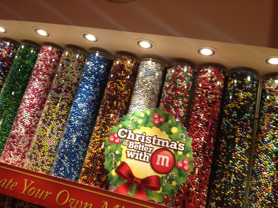 Candy, Candy everywhere!