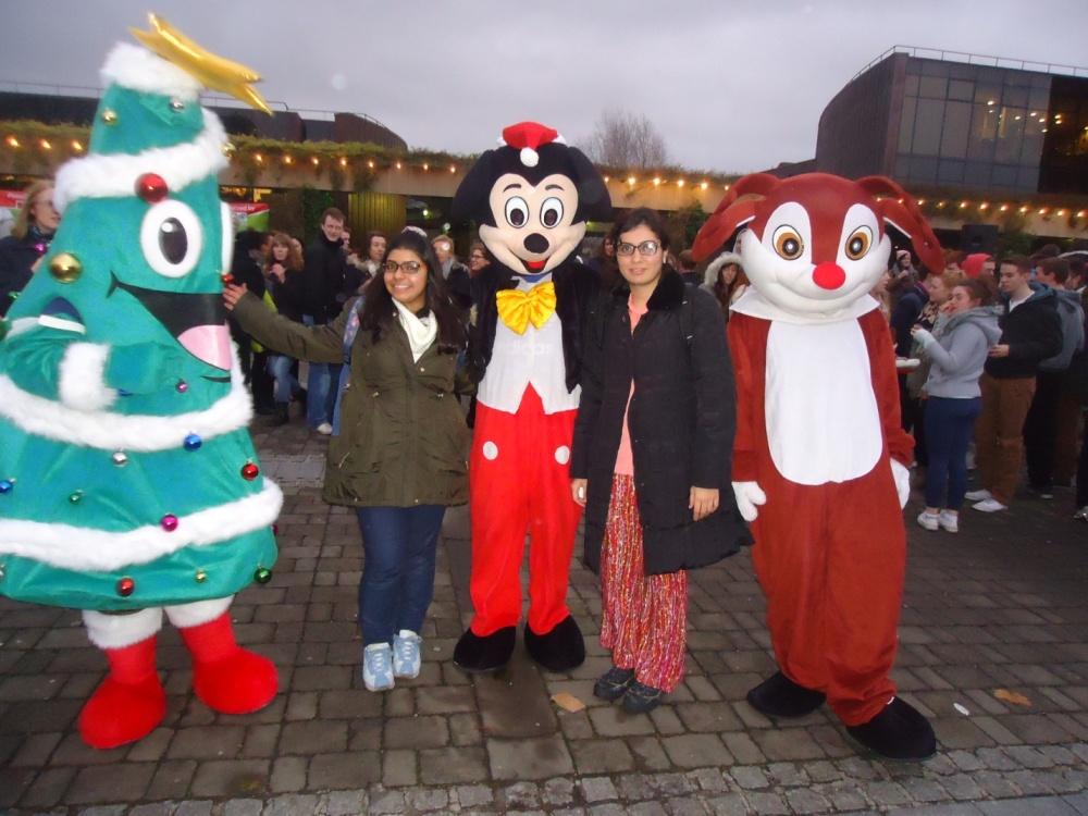 Disney Characters :)