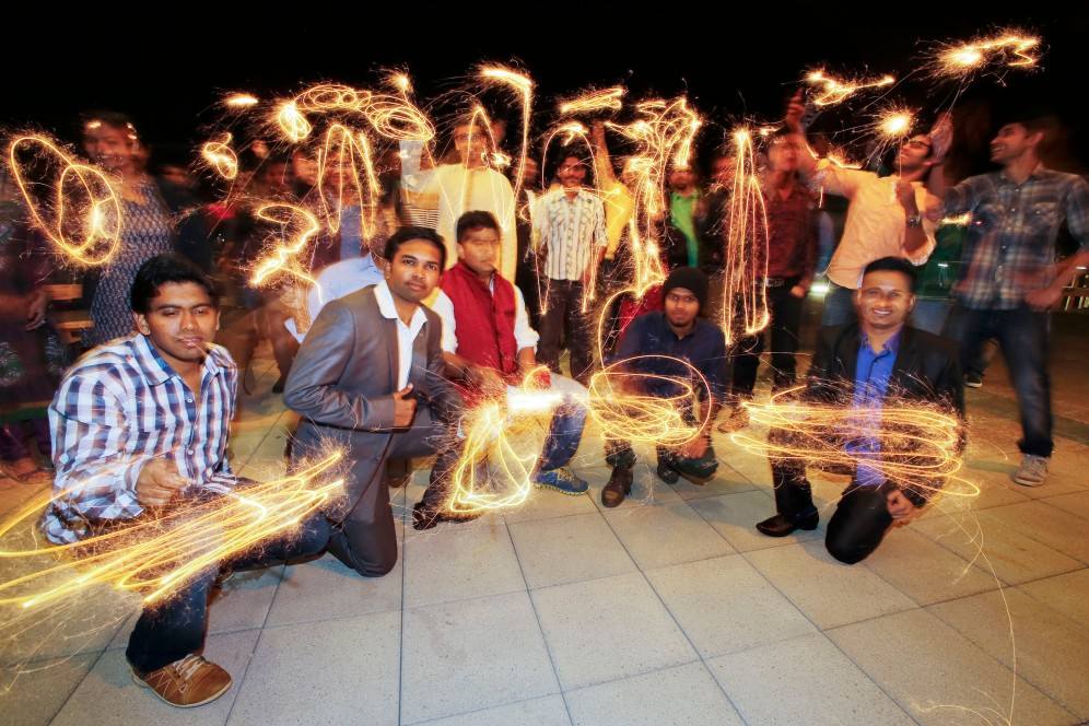 UL Diwali celebrations