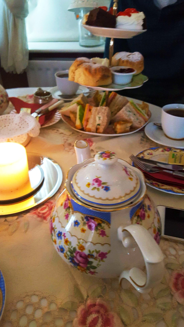 LINDSAYNYGREN_Blog4_Afternoon Tea