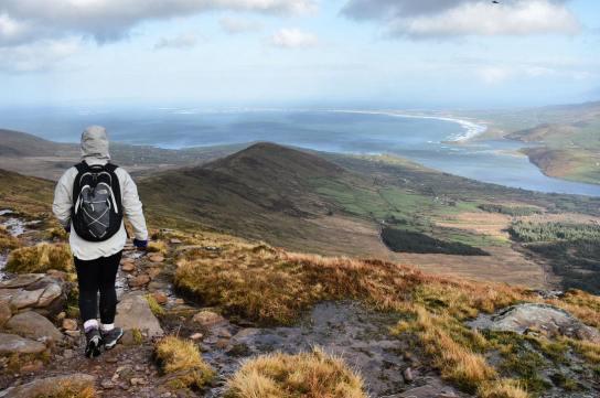 Clare.Schreiner OPC Hike Mount Brandon