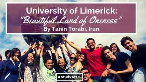 -University of Limerick- Beautiful Land of Oneness-
