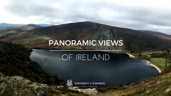Panoramic Views of Ireland