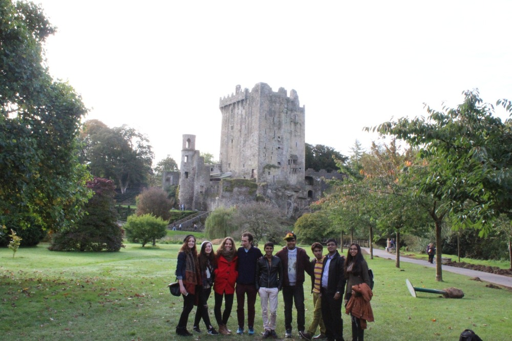 Trip to Blarney Castle and Cork