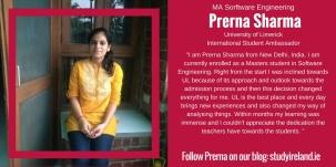 Prerna Sharma, India