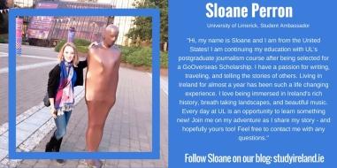 Sloane Perron, USA