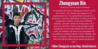 Zhongyuan Xin, China