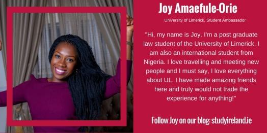 JOy Profile
